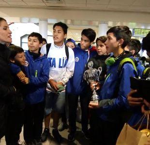 Accidente en Argentina: el día en que Matías y su equipo aparecieron en Hola y Adiós