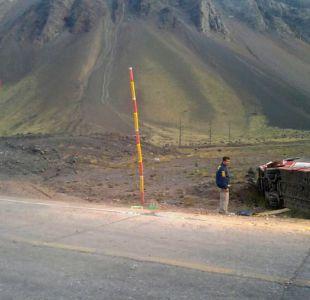 Tragedia en Mendoza: sobrevivientes y víctimas fatales llegan a Santiago en avión de la Fach