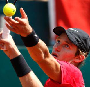 """Jarry anticipa serie de Copa Davis ante Argentina: """"Tenemos ganas de enfrentarlos"""""""