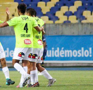 O'Higgins aprovecha ventaja numérica para vencer a U. de Concepción en el debut