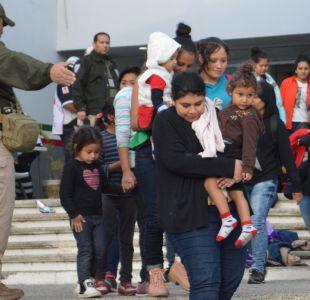 Con signos de asfixia, sin agua y sin comida: rescatan cerca de 300 inmigrantes centroamericanos