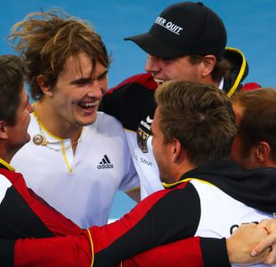 España-Alemania e Italia-Francia serán los choques estelares en cuartos de Copa Davis