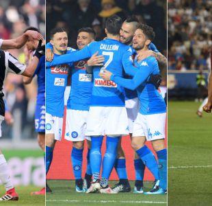 Juventus aplasta a Sassuolo, Napoli no baja el ritmo y Roma se acerca a Champions