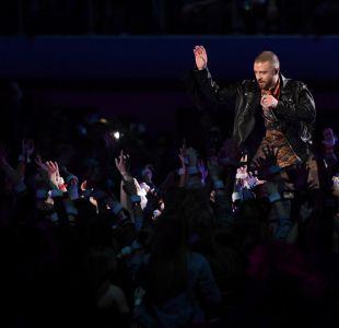 Justin Timberlake en el Super Bowl