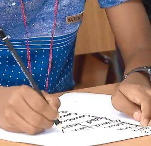 [VIDEO] Niños inmigrantes aprenden español