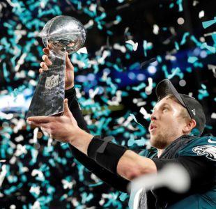 [FOTOS] Las postales del triunfo de Philadelphia Eagles en el Super Bowl