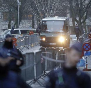 Atentando en París: Yihadista Salah Abdeslam deja cárcel francesa para ser juzgado en Bélgica