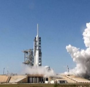 [EN VIVO] Sigue el lanzamiento del cohete Falcon Heavy de SpaceX