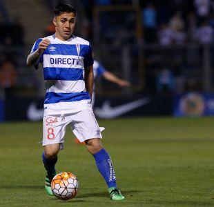 """Carreño fija metas en la UC: """"Prometo que lucharemos para volver a copas internacionales"""""""