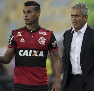 """En Flamengo no perdonan a Rueda: """"Dijo que se iba a quedar, no adoptó la postura correcta"""""""