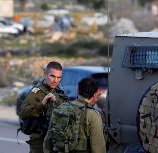 Palestino es abatido tras apuñalar a israelí en Cisjordania