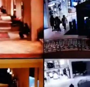 Roban joyería ubicada en exclusivo hotel de Punta del Este