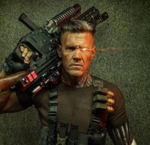 Cable, el nuevo villano de Deadpool 2