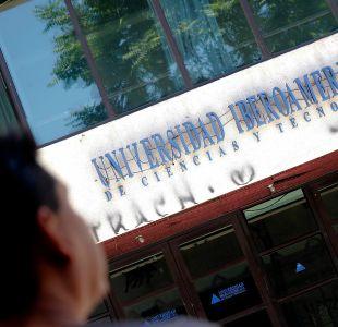 Presidente del Consejo Nacional de Educación: el cierre de la U.Iberoamericana puede durar años