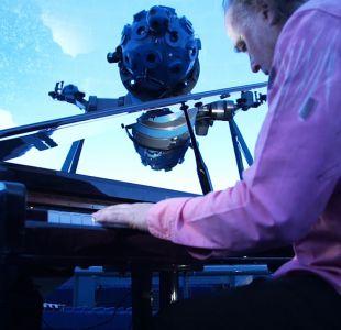 Nueva versión de Piano bajo las Estrellas en el Planetario