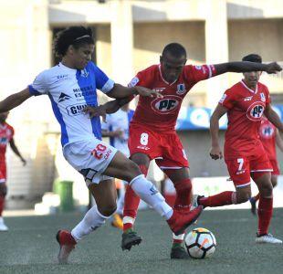 Deportes Antofagasta vence a Unión La Calera y suma su primer triunfo en el torneo