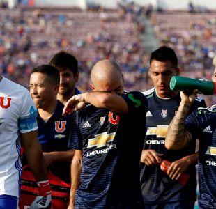 """Herrera no da por 'muerta' a la U: """"Estamos con mucho optimismo y fe de entrar en la pelea"""""""