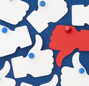 ¿Está Facebook a punto de estrenar su botón de no me gusta?