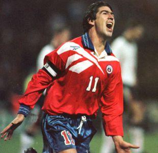 [VIDEO] Así vivió Marcelo Salas su recordado gol de hace 20 años ante Inglaterra en Wembley
