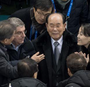 Los mensajes de paz entre las dos Coreas siguen en el centro de los Juegos Olímpicos