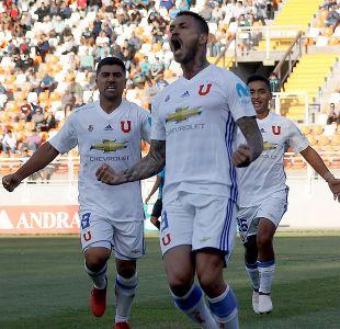 Agónico triunfo: La U se reivindica y suma sus primeros tres puntos en el Campeonato Nacional