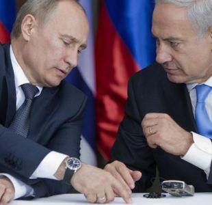 Putin pide a Netanyahu que evite escalar tensiones con Siria