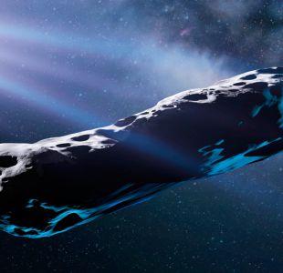 La violenta historia de Oumuamua, el asteroide que proviene de otro sistema solar