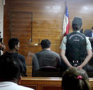 Imputados por secuestro y violación a menor de 10 años quedan en prisión preventiva