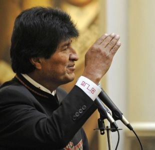 Evo Morales visitará Chile una semana antes de alegatos en La Haya
