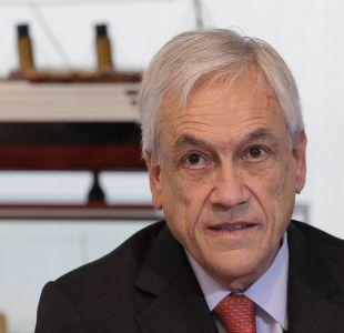 Piñera concluye vacaciones y retoma encuentros con futuros ministros