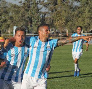 Retorno soñado: Mark González debuta con un gol en el triunfo de Magallanes