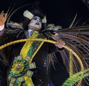 Carnaval de Rio lanza un desafío de creatividad a la crisis y al vampiro Temer