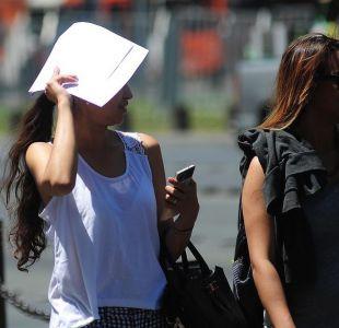 Advierten por calor extremo en zona central esta semana