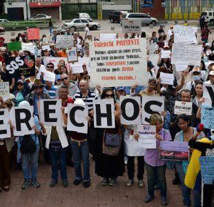 CIDH denuncia alarmante deterioro democrático y de DD.HH en Venezuela