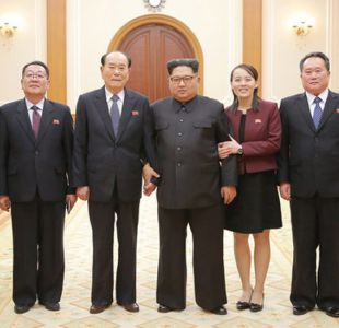 El inusual agradecimiento de Kim Jong-un a Corea del Sur por su hospitalidad en Pyeongchang 2018
