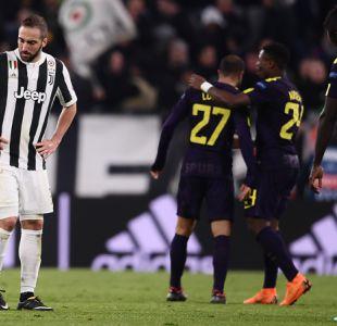 [Minuto a Minuto] Juventus empató con Tottenham por la ida de los octavos de la Champions
