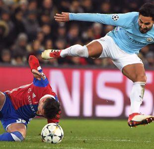 [Minuto a Minuto] El City de Claudio Bravo venció a Basilea por la Liga de Campeones