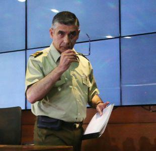 Abogado de Gonzalo Blu: De haber existido irregularidad, el general no estaba en conocimiento
