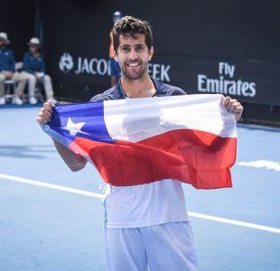 Sigue la buena racha: Podlipnik debuta con un triunfo en el ATP de Buenos Aires