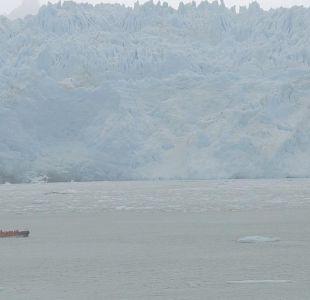 [VIDEO] Reportajes T13: La ruta de los glaciares
