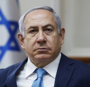 Netanyahu rechaza dimitir tras amenaza de procesamiento