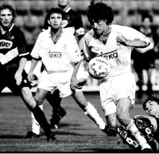 [VIDEO] El día en que Iván Zamorano le anotó al PSG jugando por Real Madrid