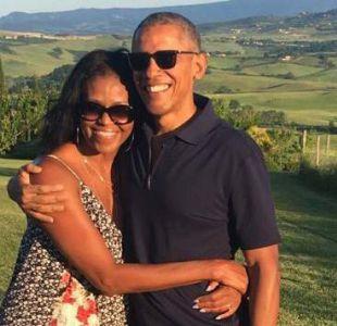 Michelle Obama sorprende a su marido con sexy playlist