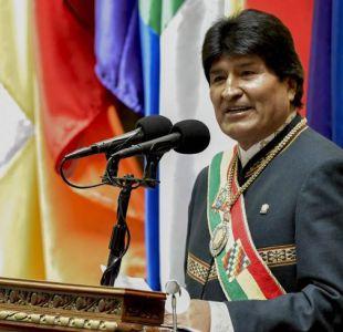 Evo Morales inaugura jornadas por el mar y llama a crear bandera gigante por juicio en La Haya
