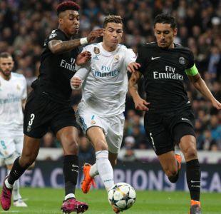 [Minuto a Minuto] Real Madrid venció al PSG por los octavos de Champions