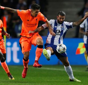 [Minuto a Minuto] Liverpool goleó de visita a Porto en la Liga de Campeones