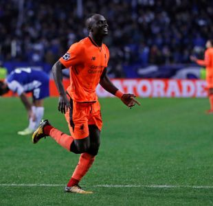 Sadio Mané es la figura en goleada de Liverpool ante Porto por la Liga de Campeones