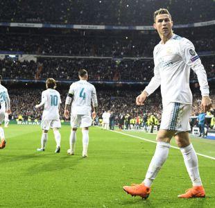 Cristiano es el primer jugador que anota 100 goles con un mismo club en Champions