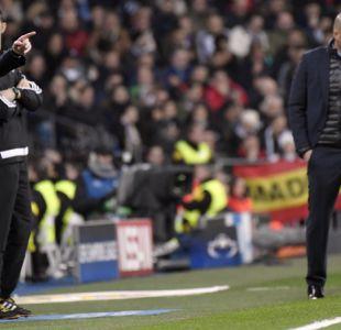 Zidane destaca la victoria de Real Madrid pese a quejas de PSG contra el árbitro