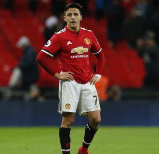[VIDEO] Alexis Sánchez se levanta de las críticas en el Manchester United